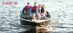 2012 - Alumacraft Boats - Classic 165 CS