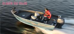 2012 - Alumacraft Boats - Classic 165 Tiller