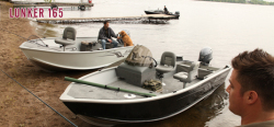 2012 - Alumacraft Boats - Lunker II 165 CS