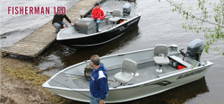 2012 - Alumacraft Boats - Fisherman 160 Tiller