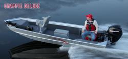2012 - Alumacraft Boats - Crappie Deluxe