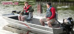 2012 - Alumacraft Boats - Crappie Jon