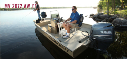 2012 - Alumacraft Boats - MV 2072 AW FF