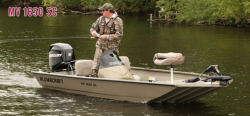 2012 - Alumacraft Boats - MV 1650 SC