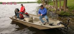 2012 - Alumacraft Boats - MV 1756 SC