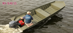 2012 - Alumacraft Boats - MV 1648 SS