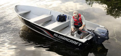 2012 - Alumacraft Boats - T14V