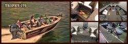 2013 - Alumacraft Boats - Trophy 175
