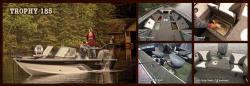 2013 - Alumacraft Boats - Trophy 185