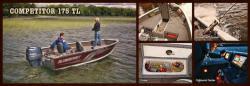 2013 - Alumacraft Boats - Competitor 175 Tiller
