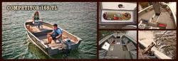 2013 - Alumacraft Boats - Competitor 165 Tiller