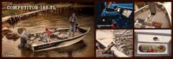 2013 - Alumacraft Boats - Competitor 185 Tiller