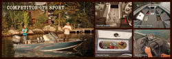 2013 - Alumacraft Boats - Competitor 175 Sport
