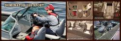 2013 - Alumacraft Boats - Dominator 165 Sport