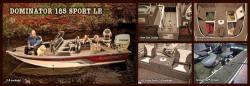 2013 - Alumacraft Boats - Dominator 185 Sport