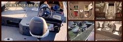 2013 - Alumacraft Boats - Dominator 185 CS