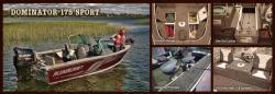 2013 - Alumacraft Boats - Dominator 175 Sport