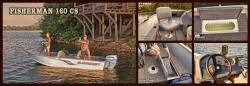 2013 - Alumacraft Boats - Fisherman 160 CS