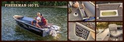 2013 Alumacraft Boats - Fisherman 160