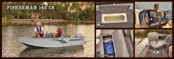 2013 - Alumacraft Boats - Fisherman 145 CS