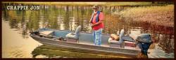 2013 - Alumacraft Boats - Crappie Jon