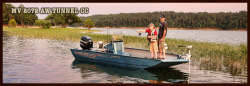 2013 - Alumacraft Boats - MV 2072 AW Tunnel CC