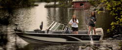 2014 - Alumacraft Boats - Competitor 165 Sport