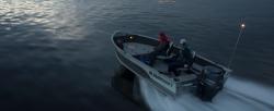 2014 - Alumacraft Boats - Voyageur 175 Tiller