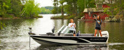 2015 - Alumacraft Boats - Competitor 165 Sport