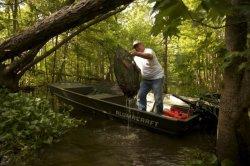 2015 - Alumacraft Boats - Riveted Jon 1442 NCS 15