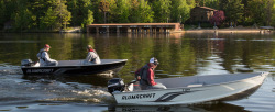 2015 - Alumacraft Boats - T12V