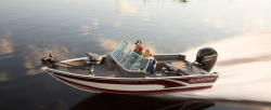 2015 - Alumacraft Boats - Competitor 185 Sport