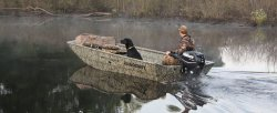 2015 - Alumacraft Boats - Waterfowler 16