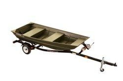 2017 - Alumacraft Boats - 1036 JON