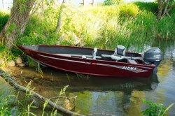2017 - Alumacraft Boats - Escape 165
