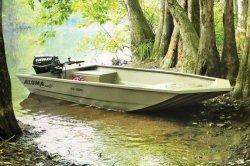 2017 - Alumacraft Boats - MV1650 AW