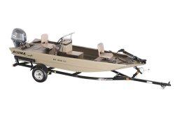 2017 - Alumacraft Boats - MV1650 AW CC