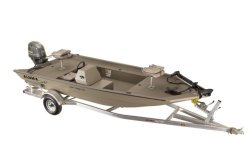 2017 - Alumacraft Boats - MV1756 AW SC