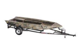 2017 - Alumacraft Boats - Waterfowler 15 Camo