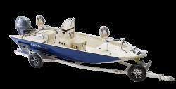 2018 - Alumacraft Boats - MV1860 AW Bay