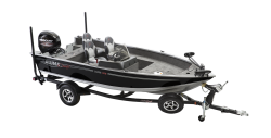2018 - Alumacraft Boats - Classic 165 CS