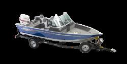 2018 - Alumacraft Boats - Classic 165 Sport