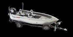 2018 - Alumacraft Boats - Classic 165 Tiller