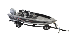 2018 - Alumacraft Boats - Competitor 165 CS