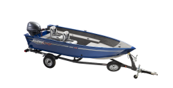 2018 - Alumacraft Boats - Escape 145 Tiller