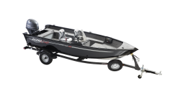 2018 - Alumacraft Boats - Escape 165 CS