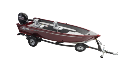 2018 - Alumacraft Boats - Escape 165 Tiller