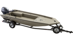 2018 - Alumacraft Boats - MV1756 AW SSLW