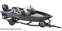 2018 - Alumacraft Boats - Shadow Comp 175 Sport