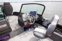 2019 - Alumacraft Boats - Competitor 165